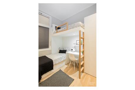 Apartamento de estilo nórdico en el centro de Barcelona