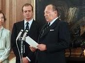 poder autoridad: Juan Carlos, aniversario