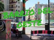 Rutas Arte Urbano: Barrio Oeste Salamanca