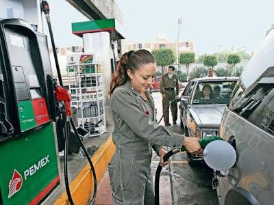 Otra guerra #economica existe y no es en #Venezuela:  La guerra de precios por #gasolina, ya es una realidad en #Mexico