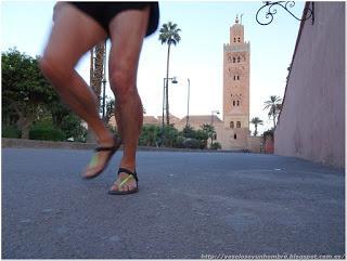 Marrakech Running, vuelta por la Medina (Marruecos)