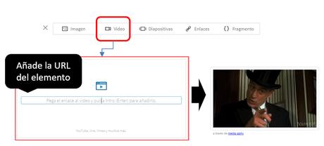 Como insertar Gifs animados y otros elementos en LinkedIn Pulse
