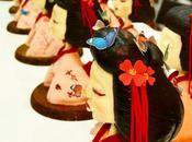 Geishas ...¡De chocolate plástico! visita gran...