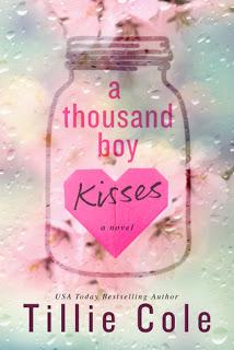 #81 Reseña: A thousand boy kisses - Tillie Cole
