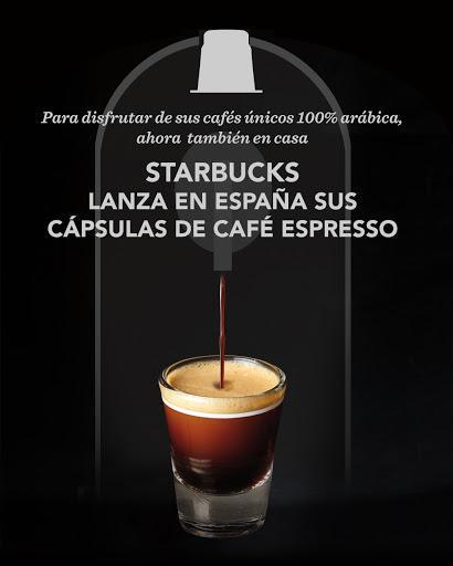 STARBUCKS LANZA EN ESPAÑA SUS CÁPSULAS DE CAFÉ ESPRESSO