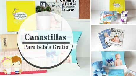 CANASTILLAS GRATIS PARA BEBES II