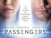 cine: Passengers, Loca academia policía