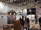 Diseño, comisariado dirección montaje ilia estudio para stand Basque Retail feria Euroshop 2017
