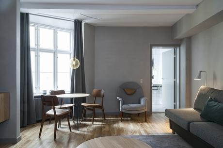 Diseño danés, en este Hotel y 3 restaurantes de Copenhague