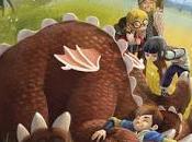 Reseña Mondragó Dragones Tierra Galán ilustraciones Javier Delgado