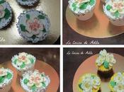 Cupcakes rellenos mermelada higos