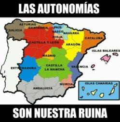La hora de la verdad: España tiene que elegir entre autonomías o pensiones