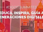 #DigCitSummitES Educa, inspira, guía generaciones digitales Madrid, sábado enero