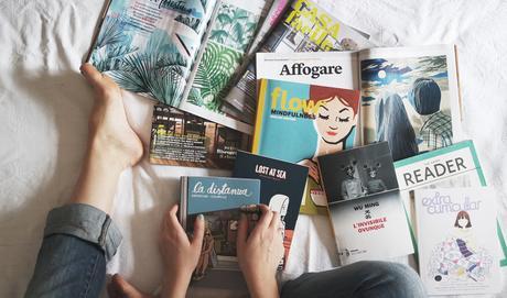 Diseño editorial - Diferentes medios impresos