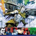 La Liga de la Justicia: Paraíso perdido-Un ángel de la guarda que se enamora