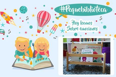 Nuestra PequeBiblioteca: Nuestros cuentos infantiles sobre emociones para niños