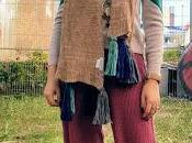 Pantalones lana Esto Ascot