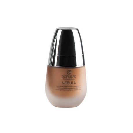 #Review Maquillaje nutritivo-hidratante Nebula de D'Orleac