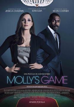 "Instinto de supervivencia – Crítica de ""Molly´s game"" (2017)"