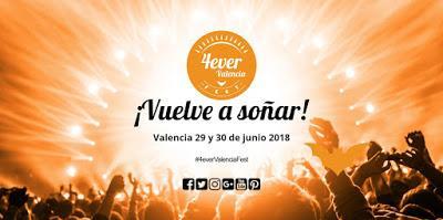 Nace el 4ever Valencia Fest con Simple Minds, The Prodigy y Santiago Auserón con Sexy Sadie