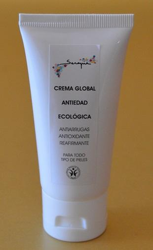 Crema Global Antiedad Ecológica de SERAPIA