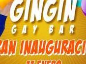 GinGin Bar, nuevo local ocio gay, está inauguración