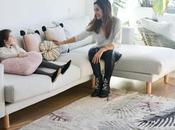 Redecorando alfombras cojines Lorena Canals
