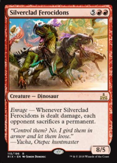 cartas dinosaurianas expansión