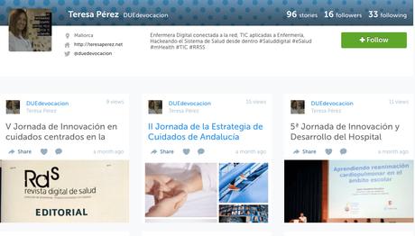 Curación de contenidos digitales en salud