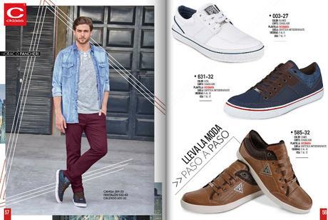 c28adf92 cklass calzado PV 2018 caballeros | catalogo digital - Paperblog
