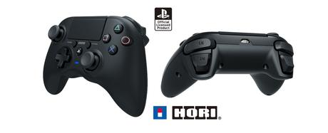 Anunciado el mando inalámbrico ONYX de HORI para PlayStation 4