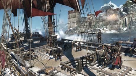 Assassin's Creed Rogue nos hará cuestionar el Credo también en nuestras PlayStation 4