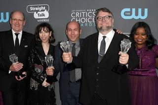 PREMIOS CRITICS´ CHOICE (Critics´ Choice Awards)