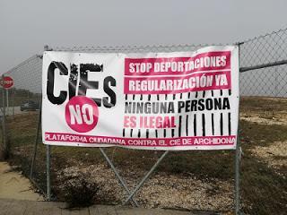 Porque huir no es delito, denunciamos la criminalización institucional de las personas inmigrantes.