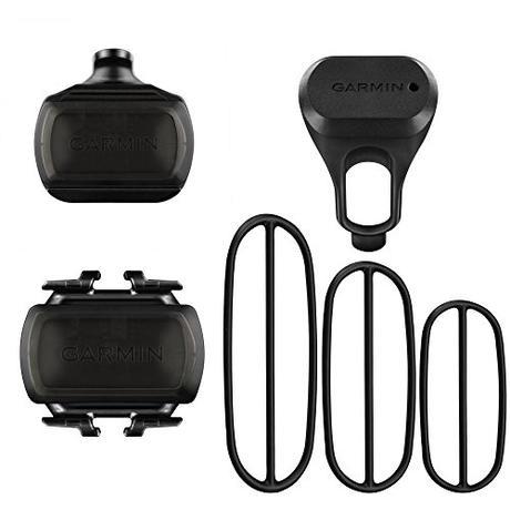 Garmin 010-12104-00 - Sensor de velocidad y cadencia, color negro