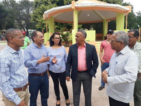 Refidomsa-Pdvsa construirá parque infantil en Neiba
