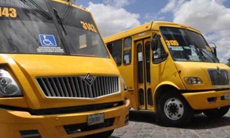 Este lunes el transporte costará nueve pesos en SLP
