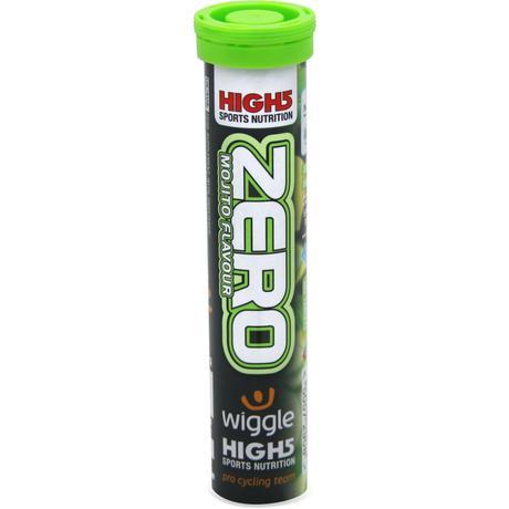 Comprimidos High5 Zero Electrolyte (20 unds.) (Exclusivo en Wiggle) - Bebidas energéticas