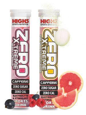 Comprimidos con electrolito High5 Zero Xtreme