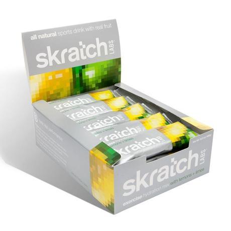 Bebida energética skratch labs Exercise Hydration (20 unds.) - Bebidas energéticas