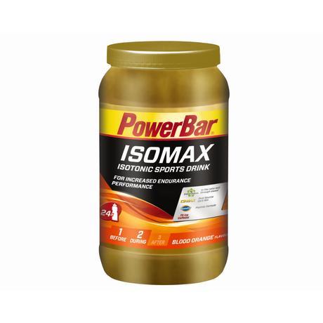 Bebida isotónica PowerBar IsoMax (1,2 kg) - Bebidas energéticas