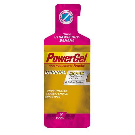 Geles PowerBar PowerGel (24 x 41 g) - Geles energéticos
