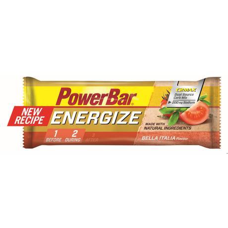 Barritas PowerBar Energize (25 x 55 g) - Barritas energéticas
