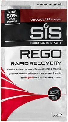 Sobres de rápida recuperación Science In Sport REGO 50 gr x 18