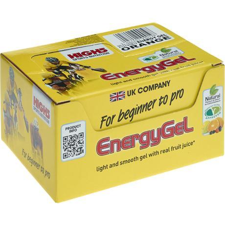 Geles High5 EnergyGel (20 x 38 g) - Geles energéticos