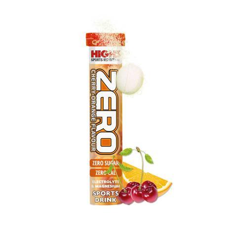 Comprimidos High5 Zero Electrolyte (20 unds.) - Bebidas energéticas