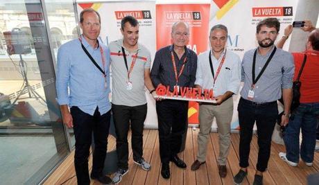 La Vuelta a España 2018 desde Málaga presenta su recorrido, equipos y etapas.