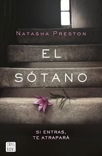 Reseña | El sótano ~ Natasha Preston