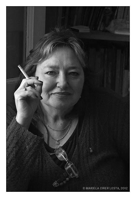 Irene Gruss | A Juana Bignozzi