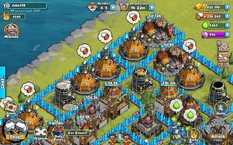 Vikings Gone Wild v4.1 Apk Mod Hack